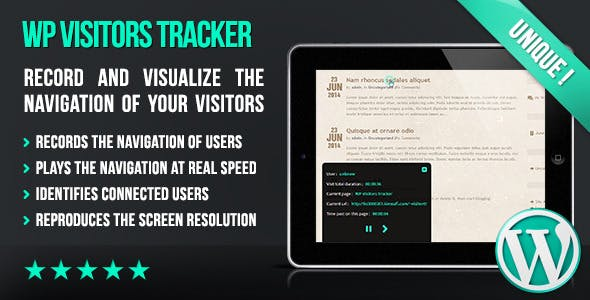 WP Visitors Tracker
