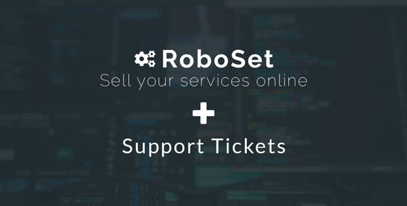 Support Tickets System for Roboset