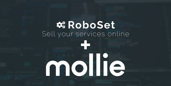 RoboSet integration with Mollie Payment Gateway