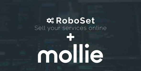 RoboSet integration with Mollie Payment Gateway - CodeCanyon Item for Sale