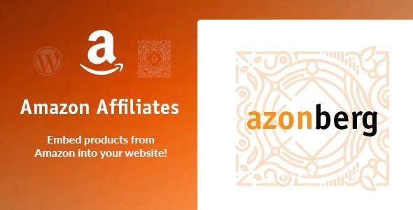 Azonberg - Gutenberg Amazon Affiliates Embed - CodeCanyon Item for Sale