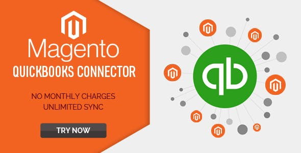Magento Quickbooks Connector