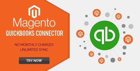 Magento Quickbooks Connector - CodeCanyon Item for Sale