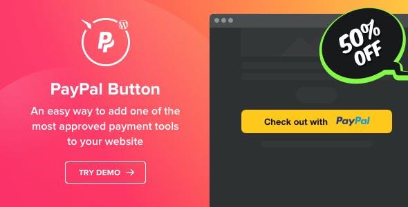 PayPal Button - WordPress PayPal plugin