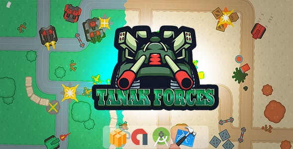 TanK Forces - Ready For Publish + Android Studio