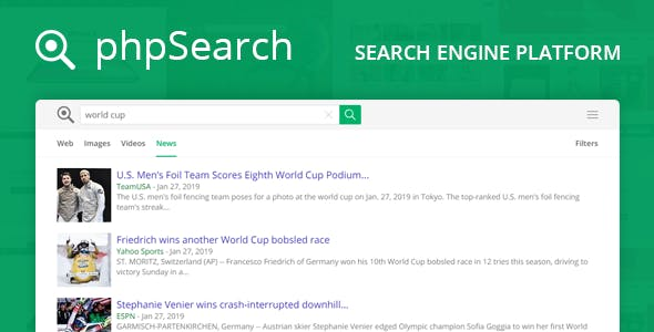 Search Engine Plugins, Code & Scripts from CodeCanyon