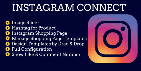 Magento 2 Instagram Connect