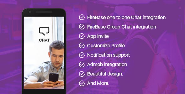 Chat App with FireBase