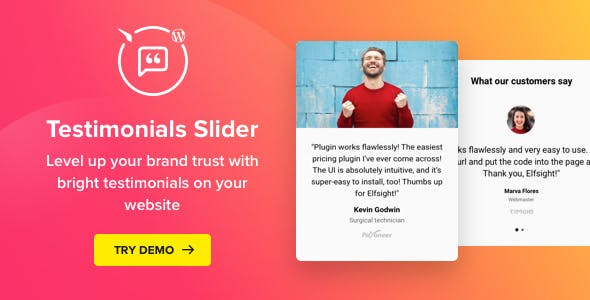 Testimonials Slider - WordPress Testimonials Plugin
