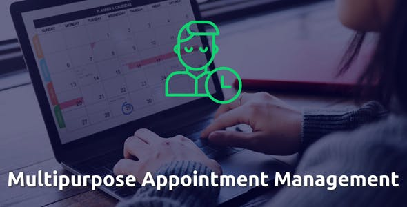 Appointme - Multipurpose Appointment Management