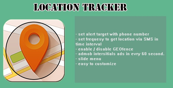 Location Tracker - CodeCanyon Item for Sale