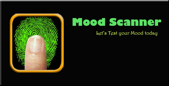 Mood Scanner - CodeCanyon Item for Sale