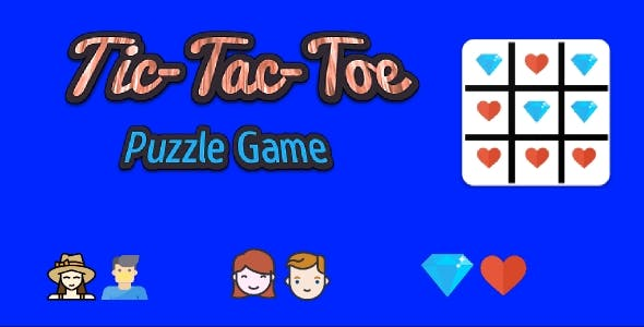 Tic-tac-toe Game - Best 2019 Puzzle Game App Download