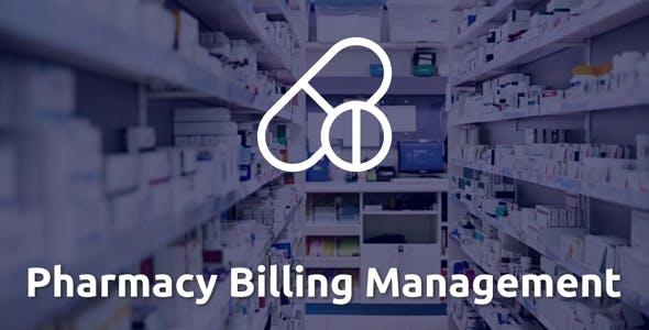 Pharma - Pharmacy Billing Management