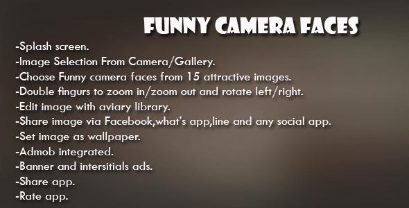 Funny Camera Faces