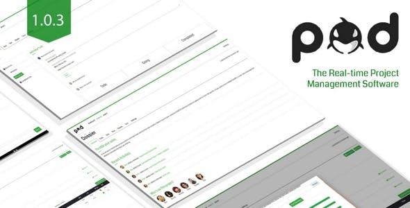 Pod : Real-time Project Management Software