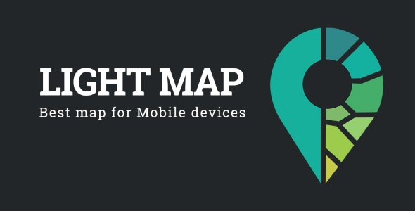 Google Maps Light - CodeCanyon Item for Sale