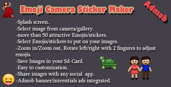 Emoji Camera Maker