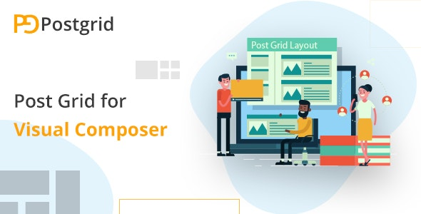 Post Grid For Visual Composer - CodeCanyon Item for Sale