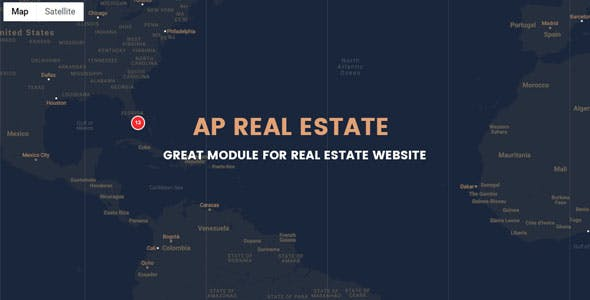 Ap Real Estate Prestashop 1.7 Module