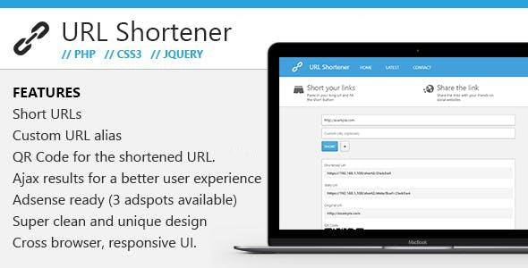 URL Shortener Software