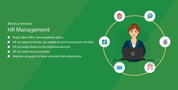 WordPress HR Management System plugin
