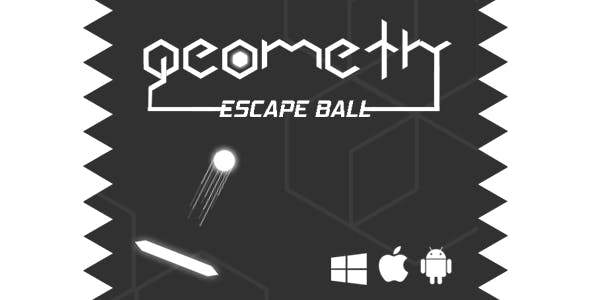 Geometry - Escape Ball HTML Game Template (capx)