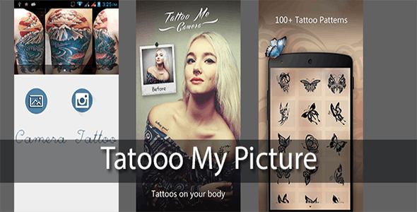 Tattoos My Picture - CodeCanyon Item for Sale