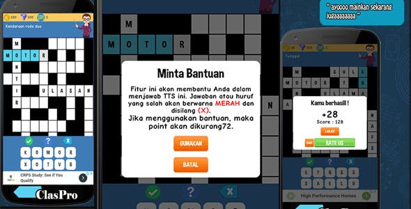 Crossword Puzzle Android
