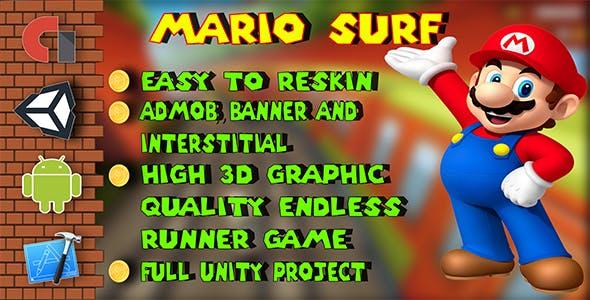 Mario in Subway