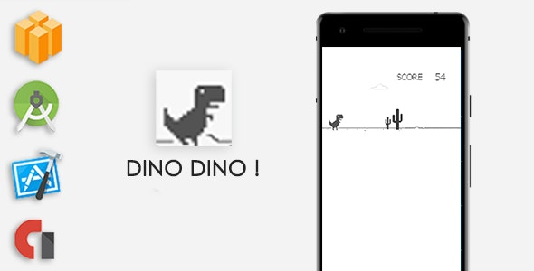 Dino Dino - Buildbox Template - CodeCanyon Item for Sale