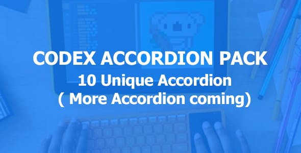 Codex Accordion Pack