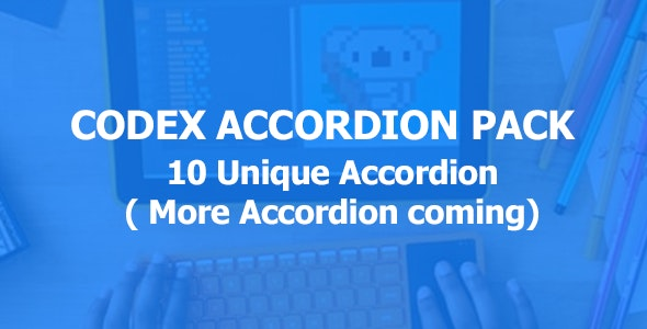 Codex Accordion Pack - CodeCanyon Item for Sale