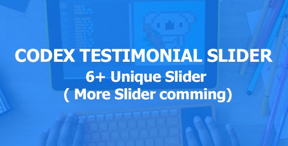 Codex Testimonial Pack - CodeCanyon Item for Sale