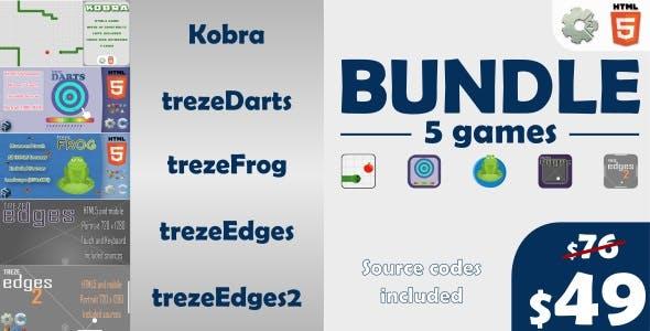 Bundle 5 Games (trezegames)