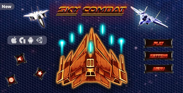 Sky Force Fighting