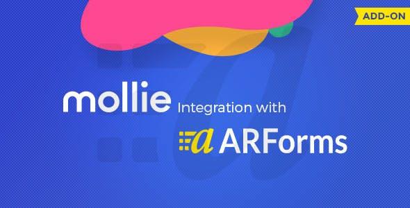 Mollie integration with ARForms