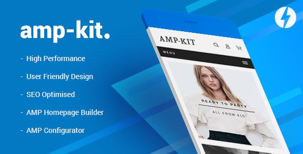 Prestashop Accelerated Mobile Pages (AMP)