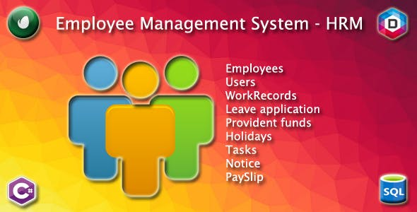 Employee Management System - HRM