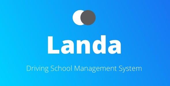 Landa   Driving School Management System - CodeCanyon Item for Sale