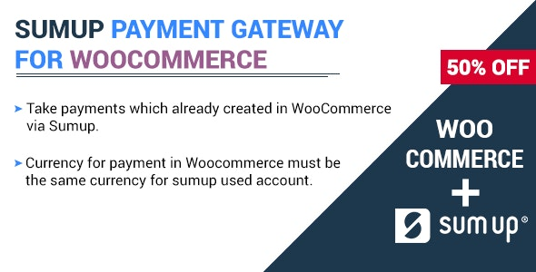 SumUp Payment Gateway For WooCommerce by wpexpertsio