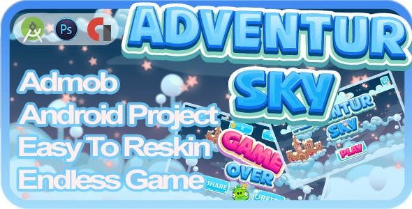 New Game Sky Adventure -Android Action