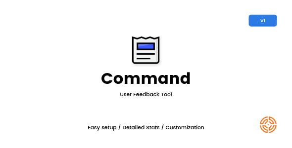 Command - User feedback software        Nulled
