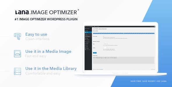 Lana Image Optimizer for WordPress