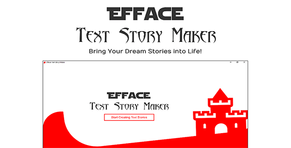 Efface Text Story Maker - CodeCanyon Item for Sale