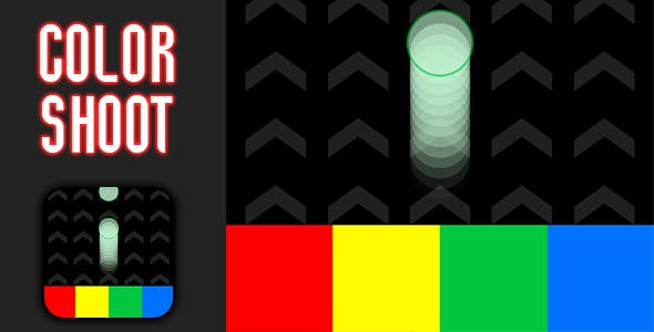 Color Shoot - HTML5 Game (CAPX)