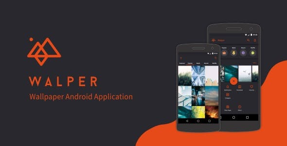 Walper - Wallpaper Android Application 1.2
