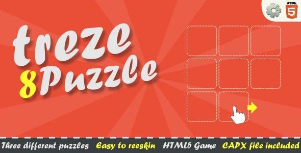 treze8Puzzle - HTML5 Puzzle Game