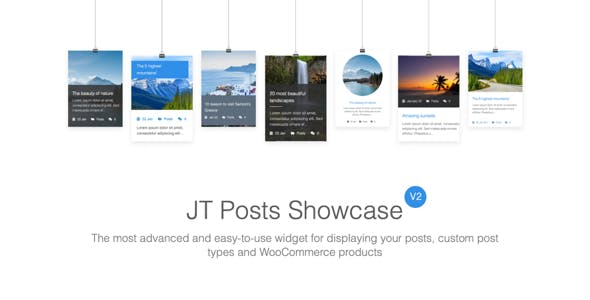 JT Posts Showcase