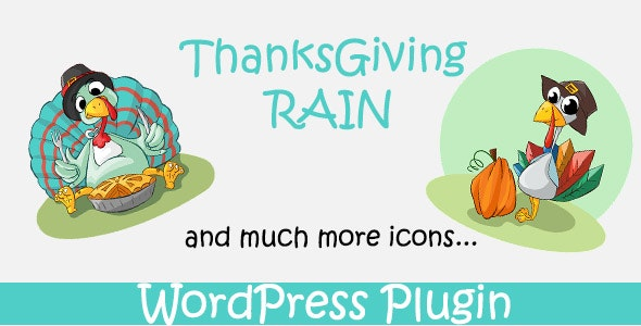 Rain Bundle - WordPress Plugins - 1